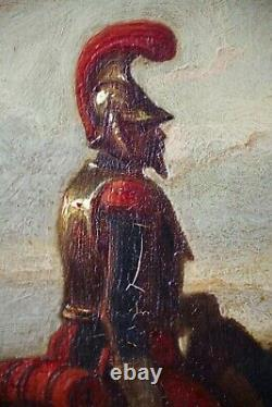 19th, First Empire, Cavalier Officer Carabinier, Napoleon, Military Campaign