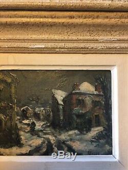 4 Artworks Painted From Raymond Besse