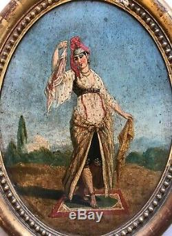 Achille Dien (1832-1865) -paris-orientalist-dancer-alger-turkey-ziem