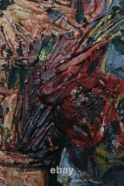 Baudelairian Flowers, Rodolphe Caillaux (expressionism), Paris School