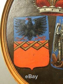 Darmoiries Paint. Nariskin Wolkonsky Russia. 1880