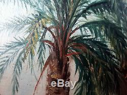 Ernst Huber (austrian, 1895-1960) Old Oil Painting Painting Oil Painting