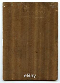 Eugene Galien-laloue Oil On Panel Signed L. Dupuis Handsigned Oil On Wood