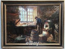 Firmin Claude (1864-1944) -avignon-provence-marseille-forge-les Angles-paris