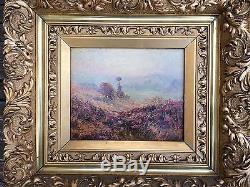 Impressionist-valley Table-creuse Crozant-wynford Dewhurst-monogram