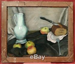 Jacqueline Gilson Maurice Denis Painting Atelier Art Sacred Still Life Rooster Hen