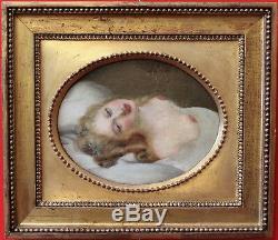 Jacques Vallin, Danae, Picture, Painting, Erotic, Nude, Erotica, Erotic