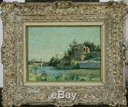 Jan Van Looy, 1882, Superb, The Ramparts Of Bergues 1959, North, Hauts-de-france