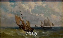 Jules Gadeyne, 1890, Benzit, Results Up To 1000! Artist's Certificate