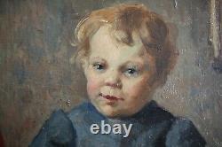 Leopold Haeck, 1868-1928, Portrait, Children 1891, Games, Cotes Until 1,600 Euros