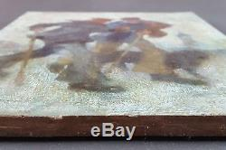 Old Painting Marcel Bloch (1884-) Old Painting Oil Painting Oil Painting