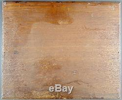 Old Table Charles Corbineau (1835-1901) Oil Painting Antique Oil Painting