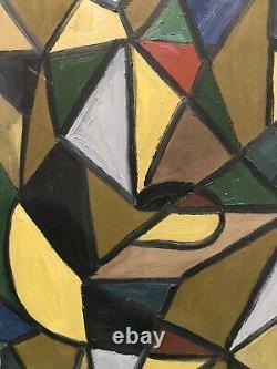 Painting Art Modern Art 1958 Abstraction