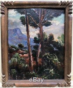 Paul Levéré (1875-1949) -toulon-var-provence-nice-marseille-mount Coudon-toulon