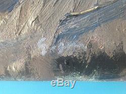 Pierre Gogois 73x92 Hst Oil 1960 Pierre Soulages Hartung Lyric Opera