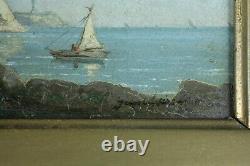 Pierre-eugène Grandsire, Orleans 1825, Marine, La Mancha, Cliffs, Odds 1300