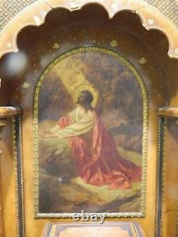 Requarian Sacristy Chapel, Christ, Oil