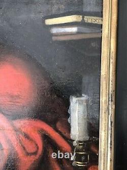 St Jerome In His Cell, Inspiration Durer, 17th Century