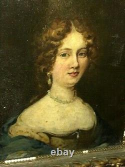 Super Portait D An 18th-18th-century Woman