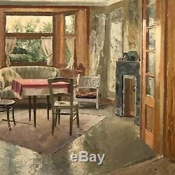 Swedish Interior, Early 20s