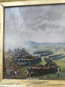 Table Empure Former Battle Napoleon Austerlitz Rivoli Italian Campaign