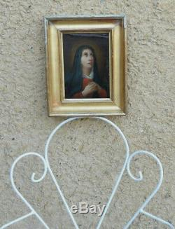 Table Xviii. Sainte Joined Hands. The Italian Way Of Carlo Dolci