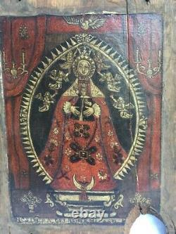 Virgin Of The Hermitages, High Time