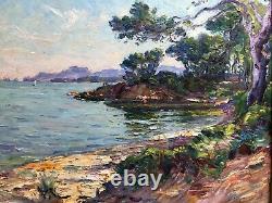 Adolphe Louis Gaussen (1871-1957)-Marseille-Provence-Cap Brun-Toulon-Fauve