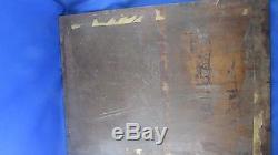 Ancien tableau huile sur bois debut XIXe vierge madone salomé