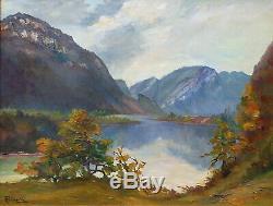 Cécile FROMONT, paysage lacustre, montagne, Jura, Lons-le-Saunier, Clervaux