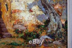 Charles H. G. DAGNAC-RIVIERE, 1864/1945, Soleil de Provence