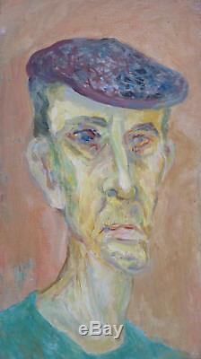 Charlotte DORAT-IBELS (1904-) HsP Signée Fauvisme Fauvism Années 30' ou 40