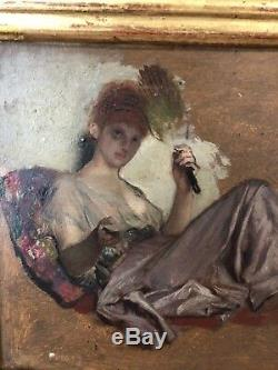 Ecole Française Orientaliste Vers 1880, Entourage Gérôme, Alma Tadema