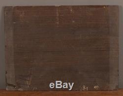 Edmond BORCHARD (1848-1922) VUE DE SAINT-QUAY-PORTRIEUX BRETAGNE MUSEES