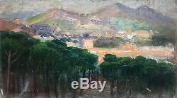 Eliseo Meifren Roig (1859-1940)-Mallorca-Valldemosa-Barcelona-Espagne-Baléares