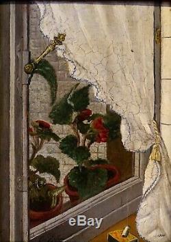Emile Colin, 1936, L'Appui de Fenêtre
