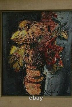 Fleurs Baudelairiennes, Rodolphe Caillaux (Expressionnisme), Ecole de PARIS