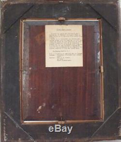 Hsp huile sur panneau Henri Pierre Picou peinture tableau