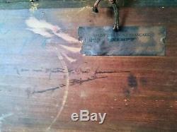 Huile sur panneau de bois, Bretagne, Salon de l'école française