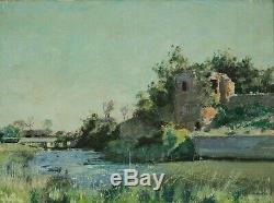 Jan Van Looy, 1882, Superbe, Les remparts de Bergues 1959, Nord, Hauts-de-France