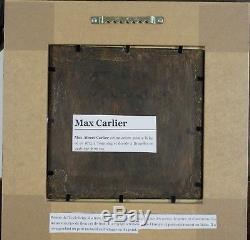 Max Albert Carlier 1872, Superbe, Chat, Chaton, Cotations jusque 16.500 euros