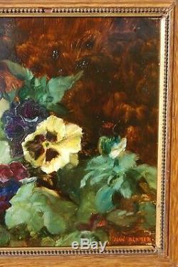 Peinture XIXème jean Benner