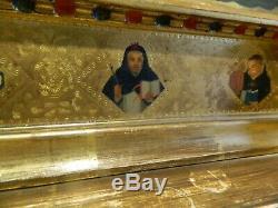 Reliquaire de Giovanni Masi, Madonna de l'étoile