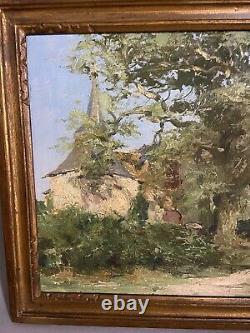 René Rousseau-Decelle, la Chapelle de Prigny, Les Moutiers En Retz, Pornic