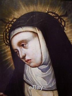 Sainte Catherine de Sienna