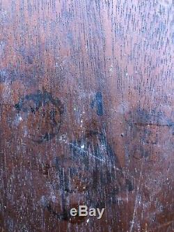 Tableau Ancien XVIIe Hollande Suiveur Frans Hals Cachet Exposition Quadro Antico
