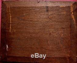 Très rare tableau ancien 18e siècle Suite Etienne AUBRY Passé en vente Prix ebay